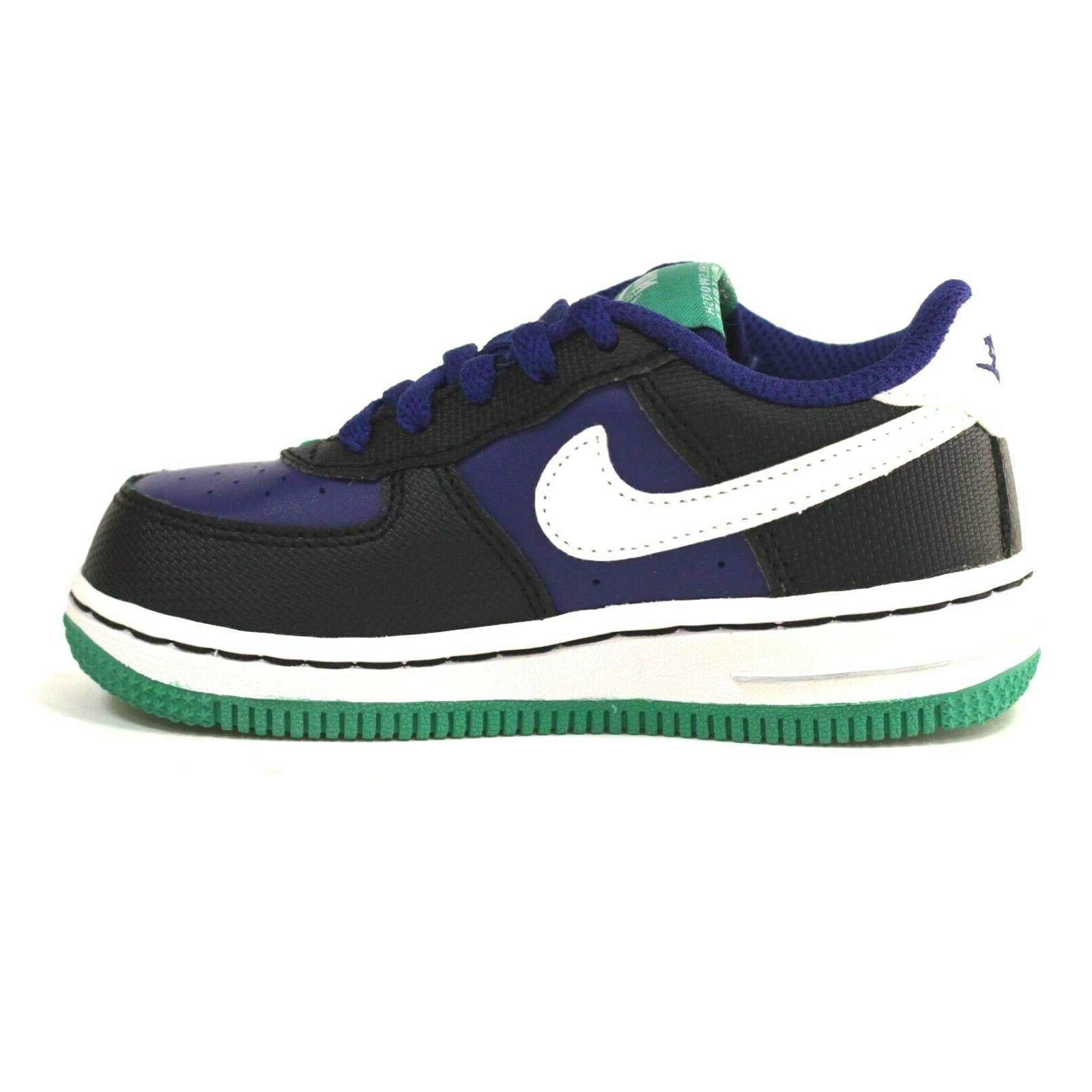Nike Toddler's Shoes NEW Blue/White/Black 314194-415