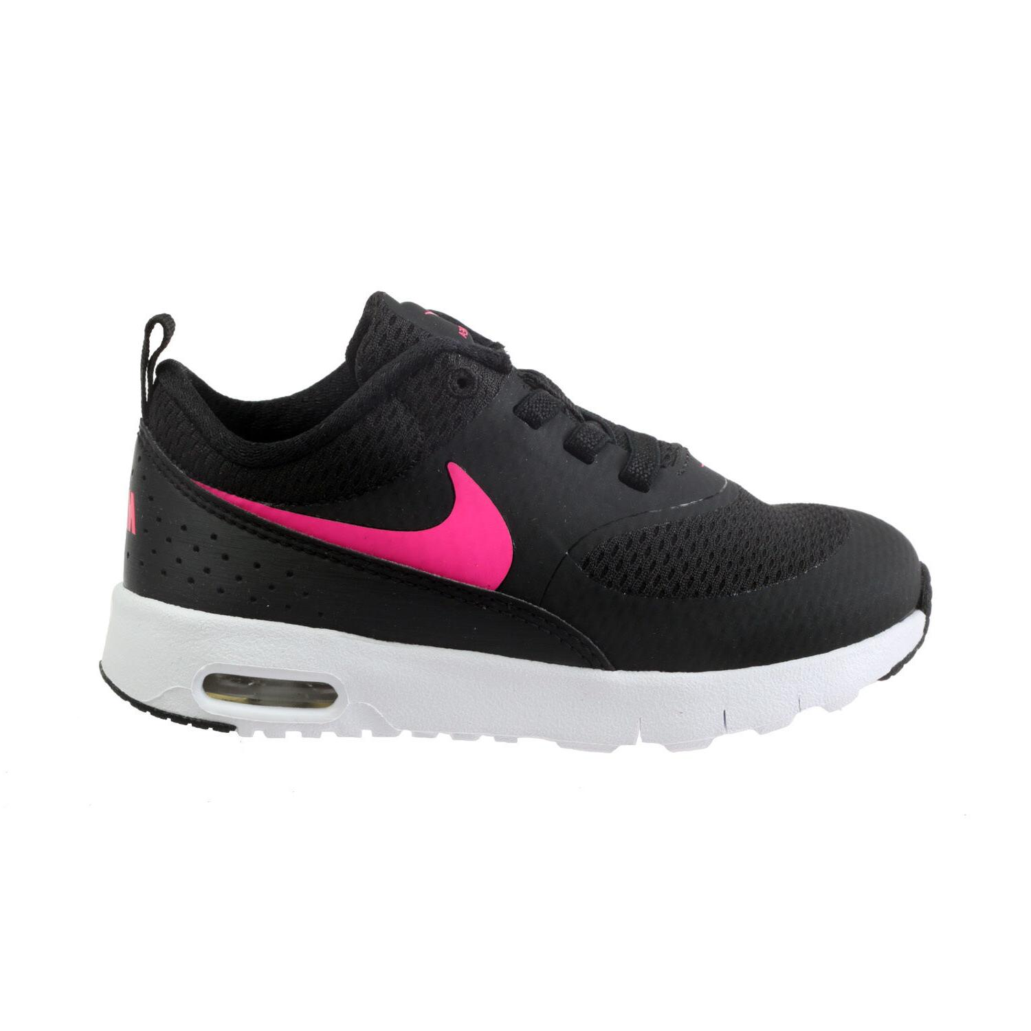 Toddler Girl's Nike 'Air Max Thea' Sneaker, Size 7 M - Black
