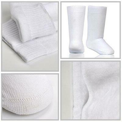 Epeius Seamless Infant, White 3-pack
