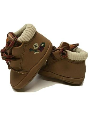vintage 80s 90s newborn baby shoes boots