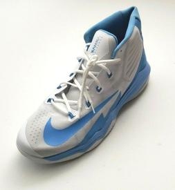 Nike Men's Air Max Audacity Athletic Basketball Shoes White/