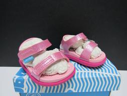 Native Kids Shoes Baby Girl's Charley Glitter Princess Pink