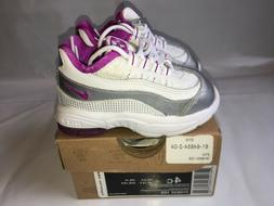 NEW Nike Air Max 95 Baby Toddler Girls 3c 3 Shoes White Purp