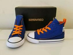 NEW Baby Boy CONVERSE sneakers shoes, Size 8 INFANT  Color:
