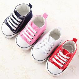 Converse New Born Crib Booties Boys Girls Whie Leather First