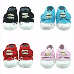 Newborn Baby Shoes Soft Bottom Sneaker for 0-9 months baby B