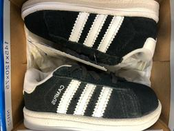 adidas Originals Campus 2 Infants Size 4 Kids Toddlers Suede
