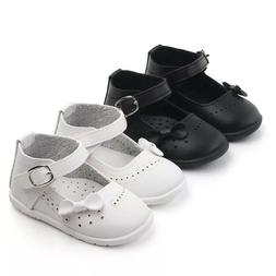 Rubber Sole Baby Mary Jane Leather Baby Shoes Baby Moccasins