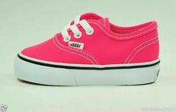 shoes authentic girls infants baby toddler neon