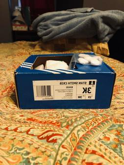 Adidas Stan Smith Crib Shoes Infant Size 3