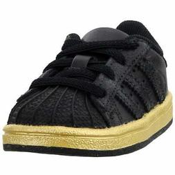 adidas Superstar Infant  Casual   Sneakers - Black - Boys
