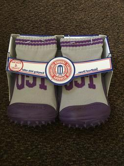 TCU Skidders Shoes Skidproof Shoes Collegiate Products NWT O