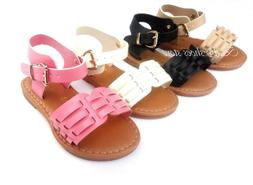 Baby toddler girls sandals shoes size 2-12 new