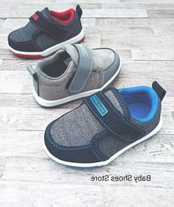 Toddler Boys Canvas Tennis Shoes 4-9 New