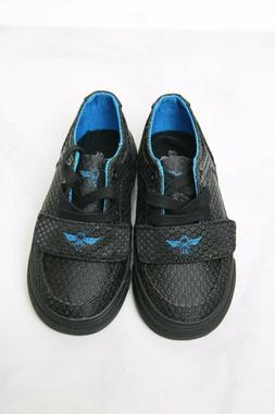 Creative Recreation Toddler Classic Blue/Black Baby Shoes Si