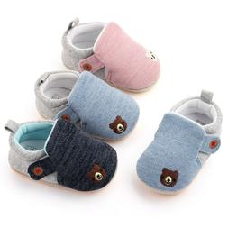 Toddler Infant Newborn Baby Boots Girls Boys Shoes First Wal