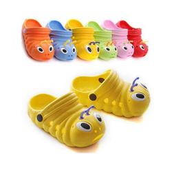 Toddler Kids Baby Girls Boys Clogs Sandals Slippers Soft Bea