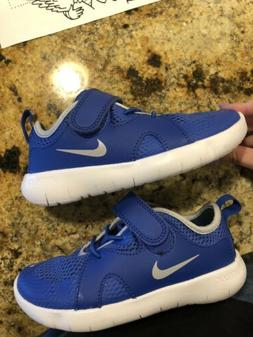 Nike Toddler Preschool Boys Running Shoes Size 11c Blue - Ro