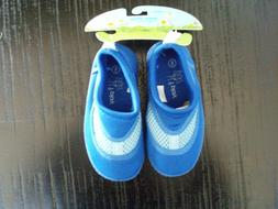 i Play Toddler Water Shoes Blue Size 6 ~ NWT
