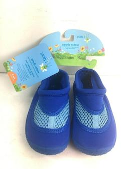 i Play Toddler Water Shoes Blue Size 8 NWT