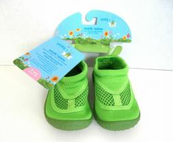 I Play Toddler Water Shoes US Size 4 Green New with Tags Non