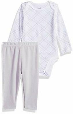 Hanes Ultimate Baby Flexy 2 Piece Set (Pant with Long Sleeve