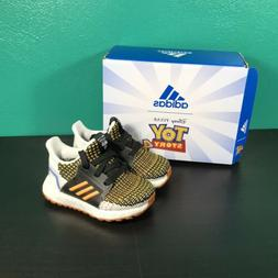 Adidas Ultra Boost 2019 Toy Story Woody Infant Toddler Sz 5K