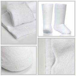 Epeius Unisex-Baby Seamless, White 3-pack, Size Toddler(US s