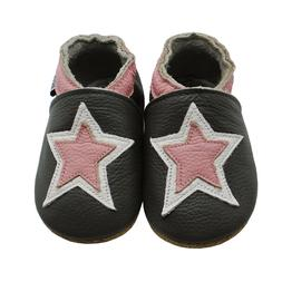 Mejale Unisex Baby Shoes Moccasin Soft Sole Leather Slipper