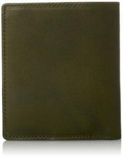 Vintage Revival Productions Air Wallet Oil Leather Bifold Wa